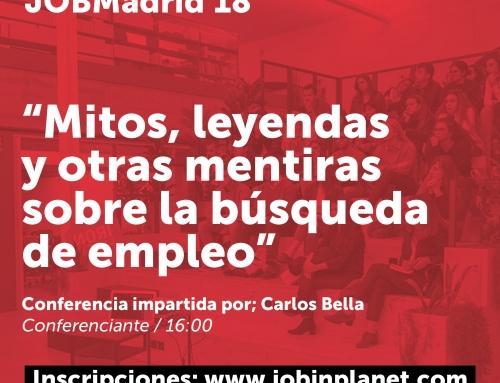 Congreso JOBMADRID 18